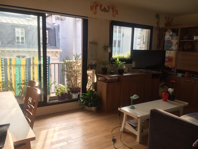 A louer vide studio 26m2 avec large balcon rue de - Chambre a louer neuilly sur seine ...